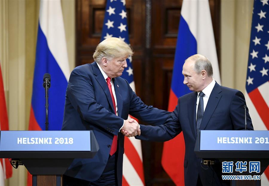 """(国际)美俄总统认为首次正式会晤具有""""建设性"""""""