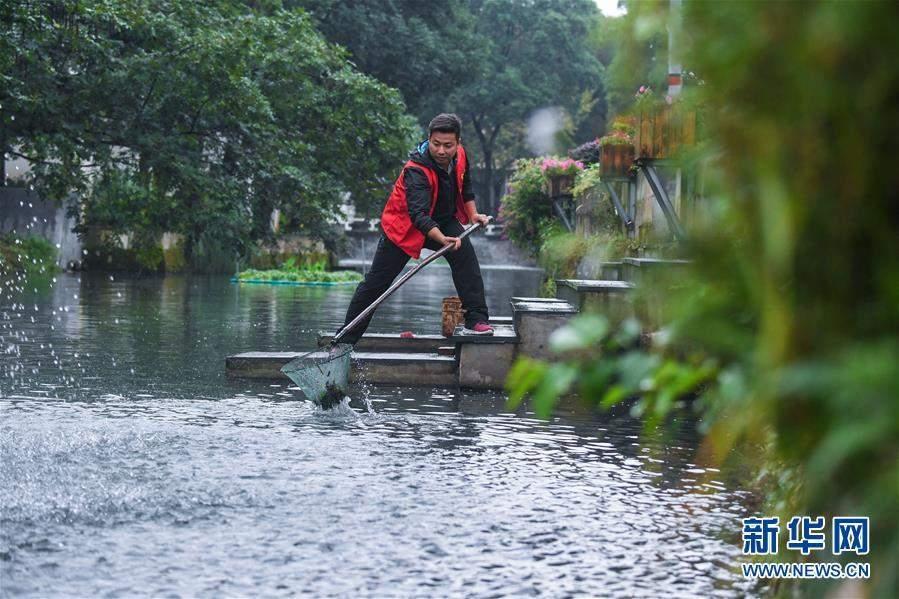 (环境)(3)我国全面建立河长制