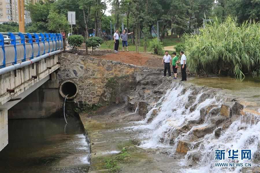 (环境)(5)我国全面建立河长制
