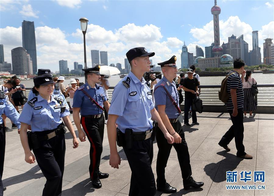 (社会)(5)中意警方启动第二次在华警务联合巡逻