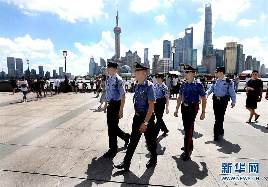 (社会)(6)中意警方启动第二次在华警务联合巡逻