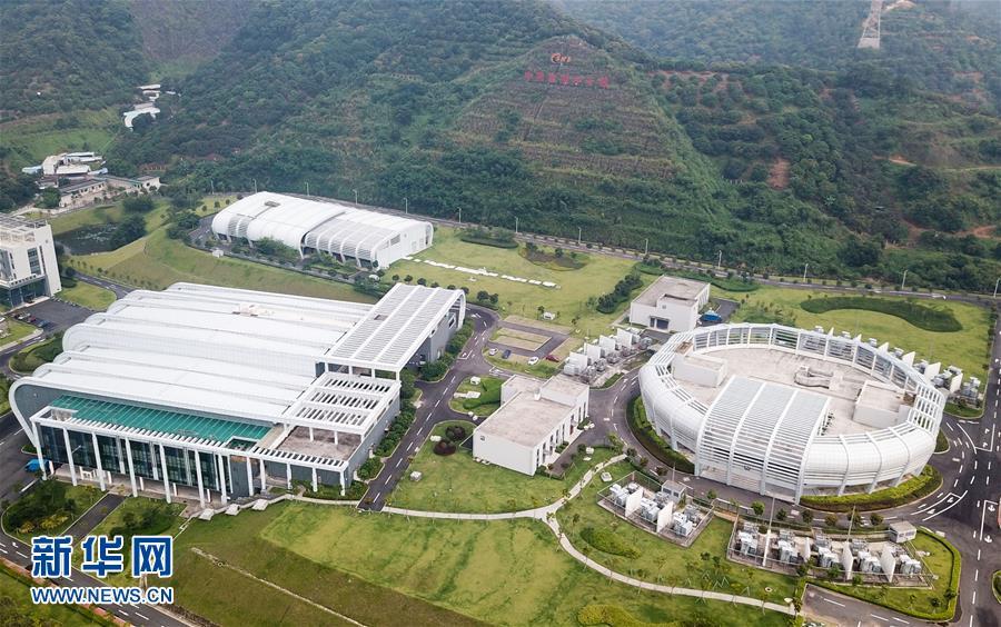 (科技)(1)中国散裂中子源通过国家验收