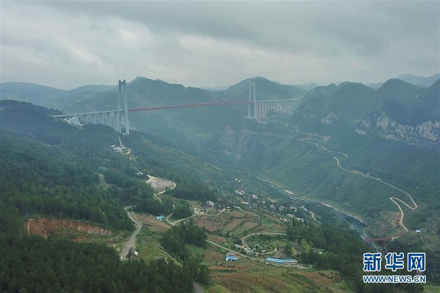 (环境)(1)雾锁清水河大桥