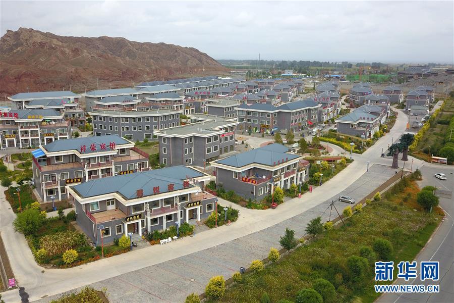 """(经济)(4)甘肃:乡村旅游让农民享受""""绿色收益"""""""