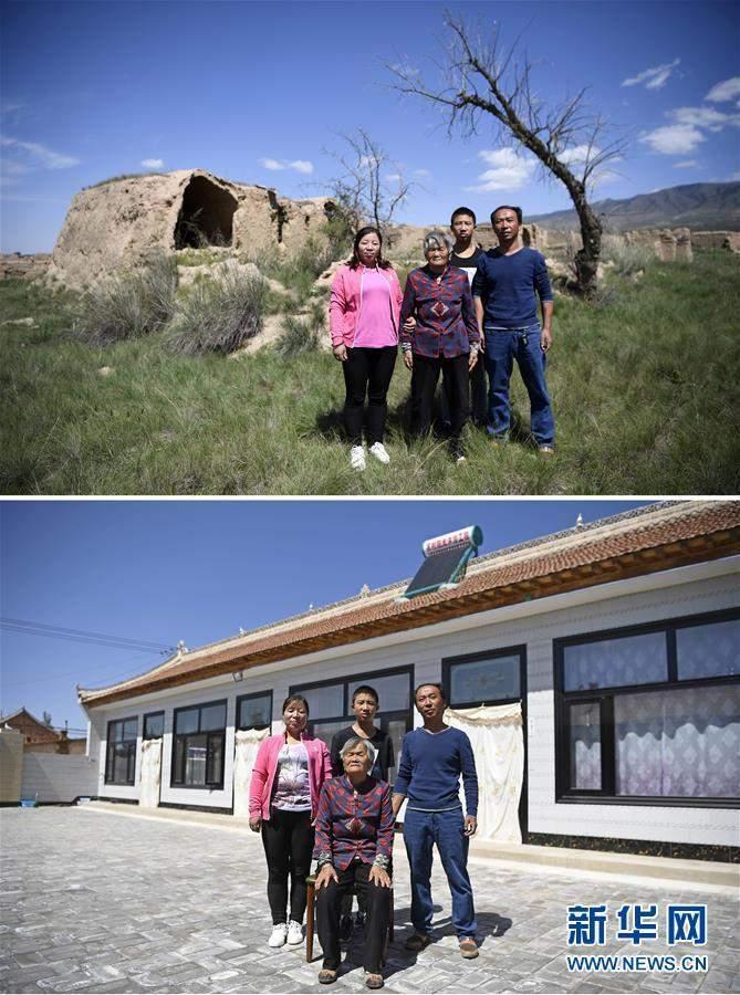 (宁夏60年)(2)宁夏红寺堡:生态移民的绿色新生