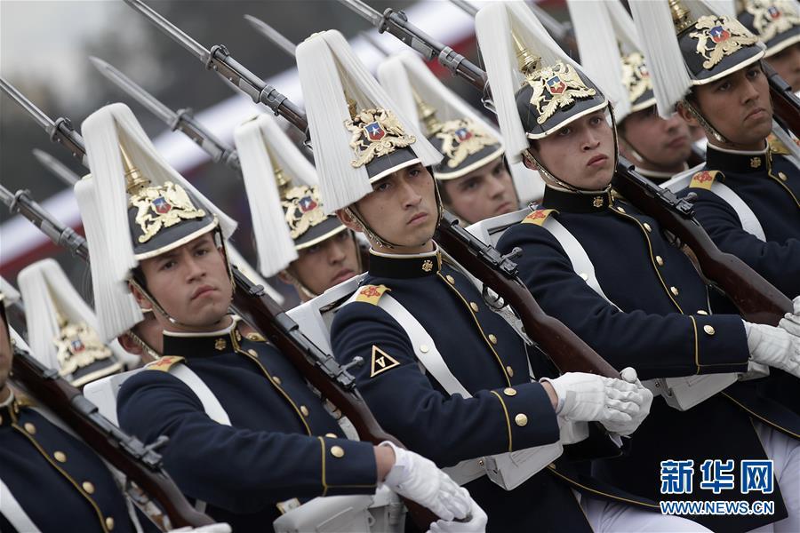 (国际·一周看天下)智利大阅兵