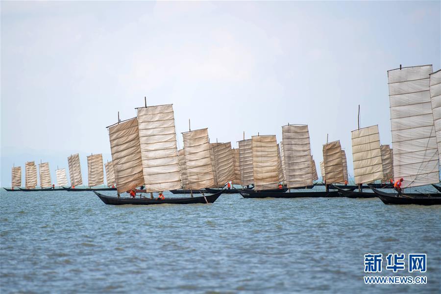 (经济)(4)云南滇池:开湖季 捕鱼忙