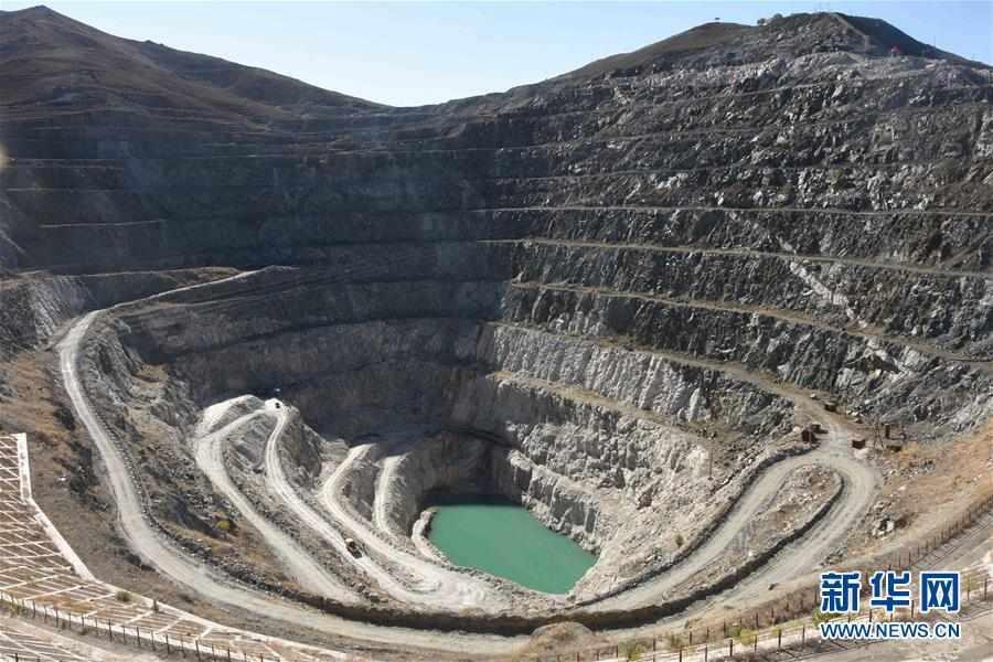 (社会)(3)新疆首个世界地质公园开园