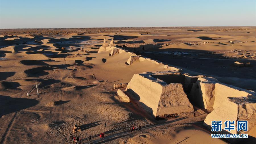 (文化)(1)千年沧桑大漠黑城