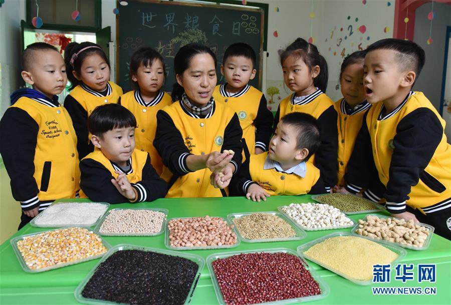 #(社会)(2)学农识 惜粮食