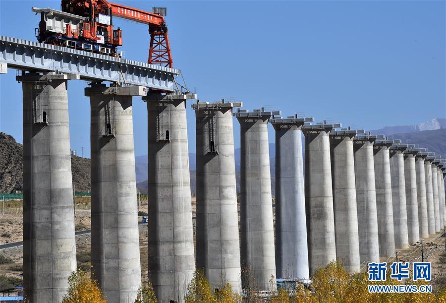 (经济)(5)川藏铁路拉林段正式进入铺轨阶段