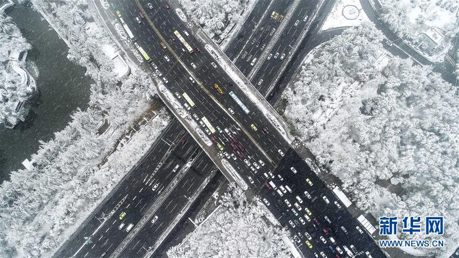(社会)(1)边城降雪