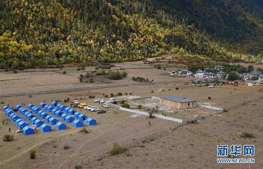 (社会)(3)雅鲁藏布江堰塞湖抢险救援工作有序开展