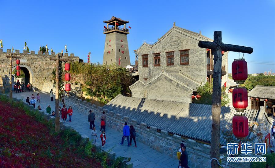 (社会)(1)河北石家庄:特色小镇促发展