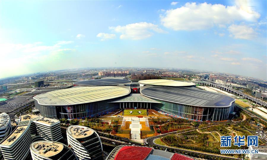 (新华全媒头条·图文互动)(7)一展汇世界——写在首届中国国际进口博览会开幕之际