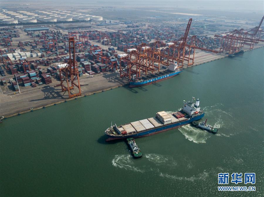 (经济)(3)中国西南边陲崛起亿吨大港