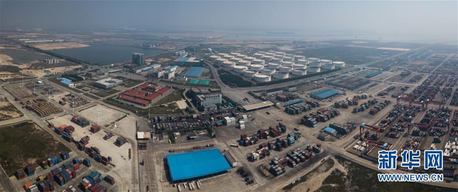 (经济)(4)中国西南边陲崛起亿吨大港