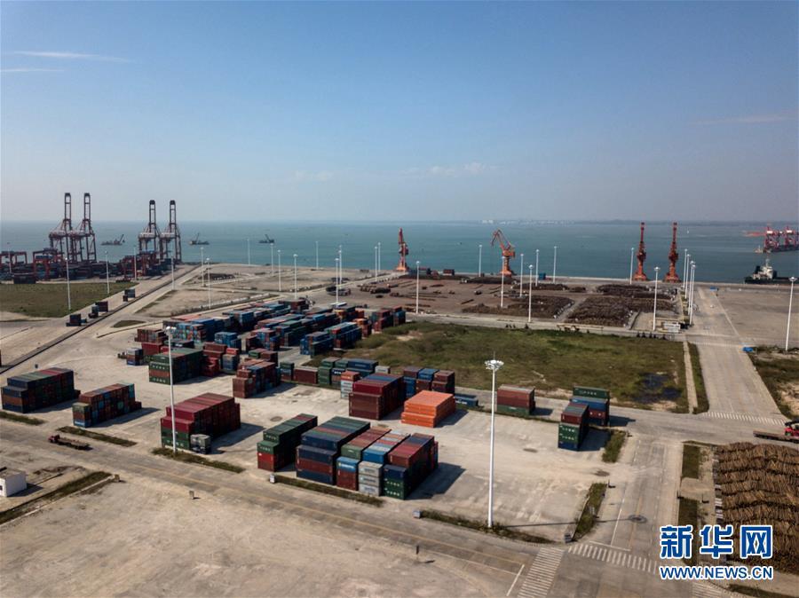 (经济)(5)中国西南边陲崛起亿吨大港