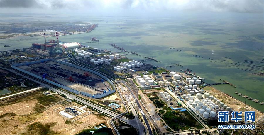 (经济)(7)中国西南边陲崛起亿吨大港