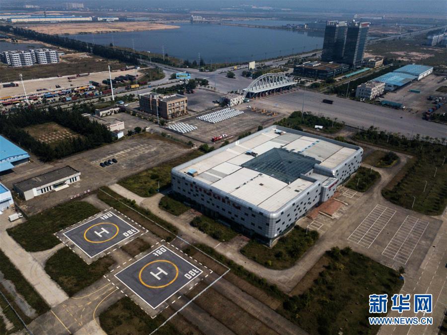(经济)(2)中国西南边陲崛起亿吨大港
