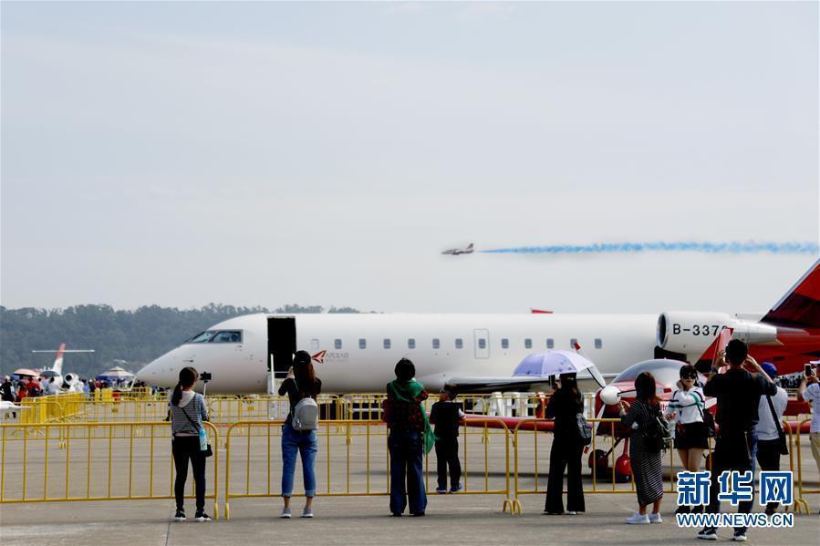 (图文互动)(3)军事专家详解中国航展空军装备四大看点