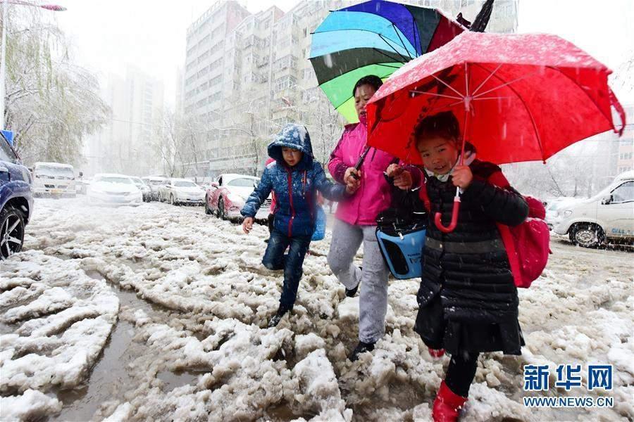 #(环境)(1)黑龙江发布暴雪黄色预警