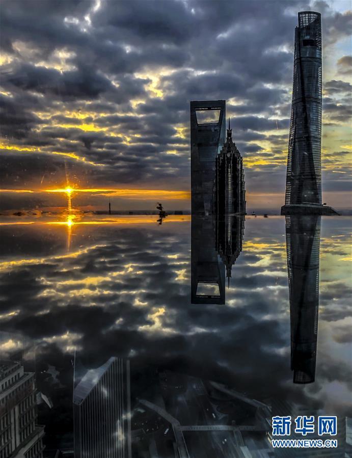 (镜观进博会)上海镜像