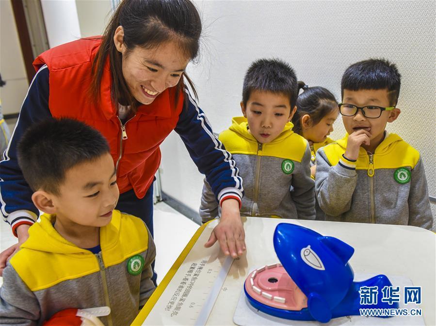 (科技)(4)河北深州:走进中国流动科技馆