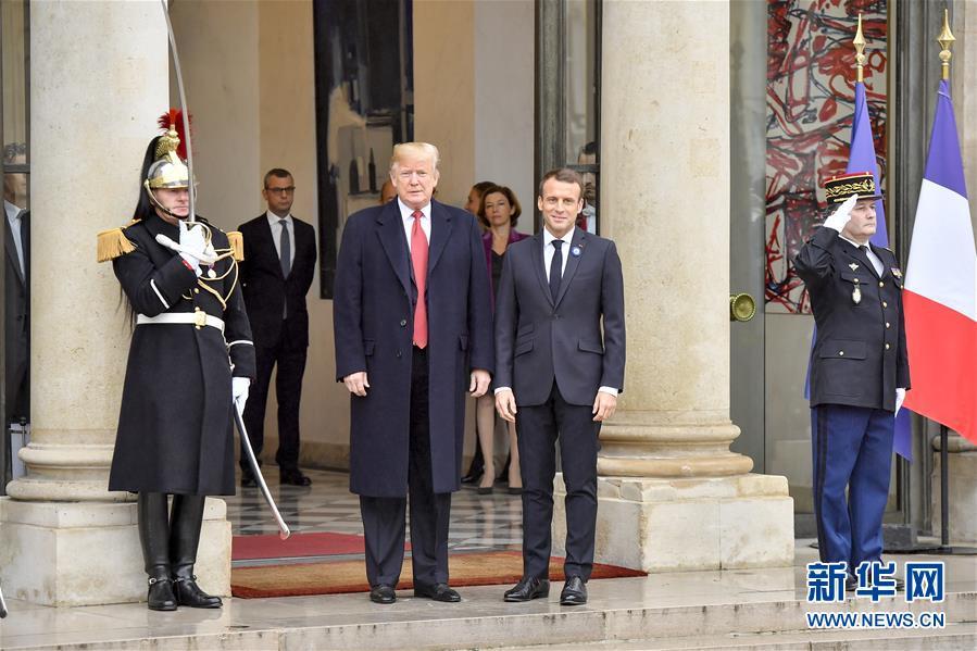 (国际)(3)特朗普强调美欧安全合作应更注重公平