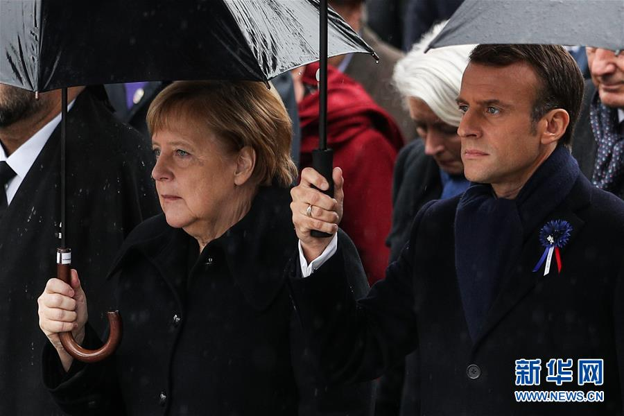 (XHDW)(1)法国隆重纪念一战结束百年
