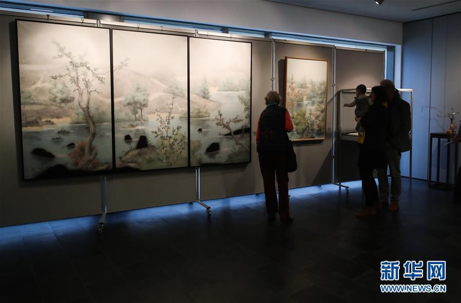 (国际)(2)中国传统文化生活艺术展走进德国