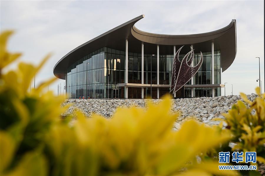 (国际)(9)走进APEC峰会举办地——莫尔兹比港