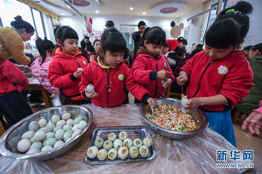 (社会)(1)传统美食迎小雪