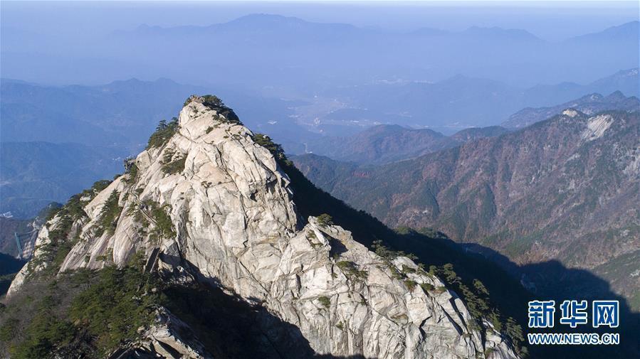 (美丽中国)(1)走进黄冈大别山世界地质公园