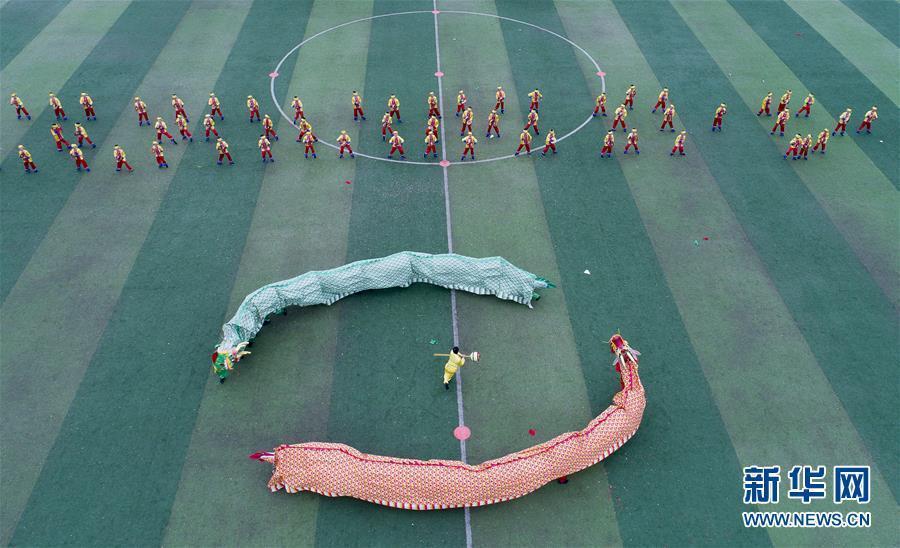 #(文化)(1)湖北来凤:非遗展演大舞台