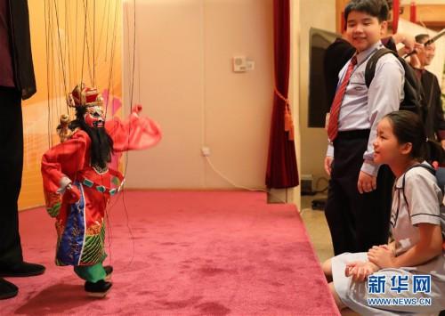 (文化)(1)提线木偶的魅力