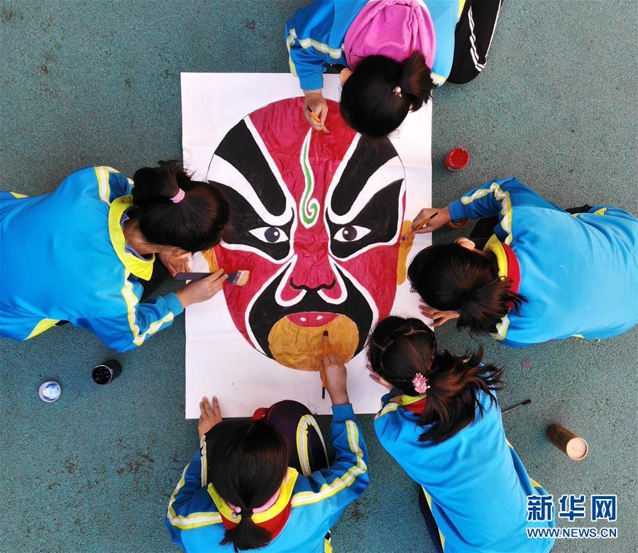 (教育)(2)河北邢台:传统文化进校园