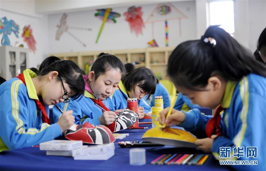 (教育)(3)河北邢台:传统文化进校园
