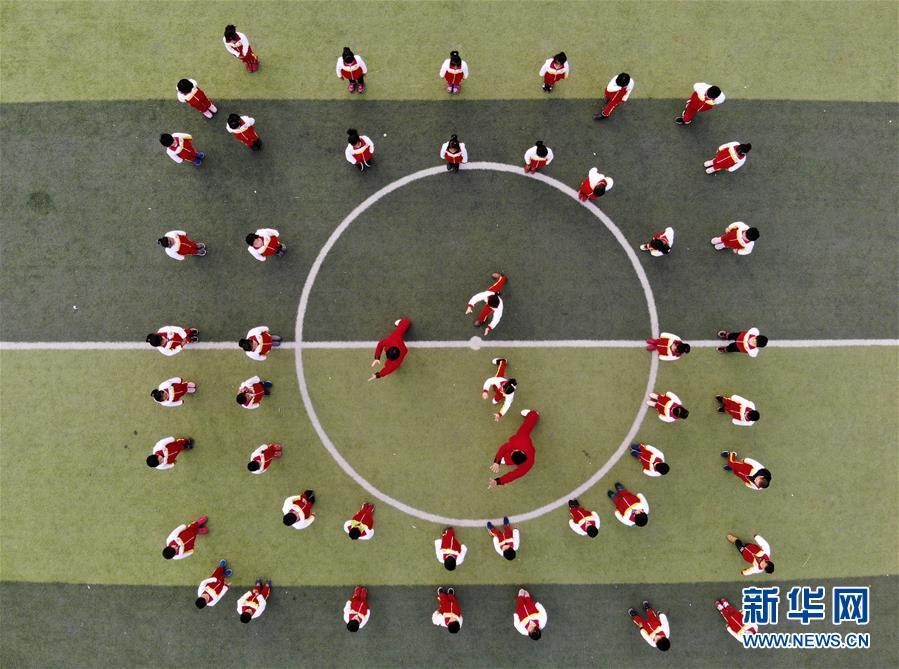 (教育)(4)河北邢台:传统文化进校园