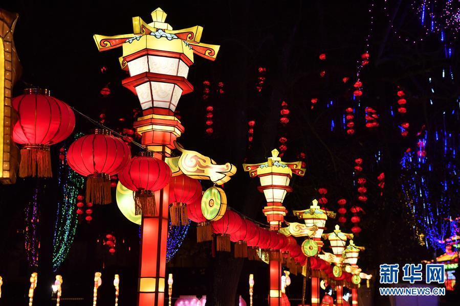 (国际)(3)第二届加亚克中国彩灯节即将开幕