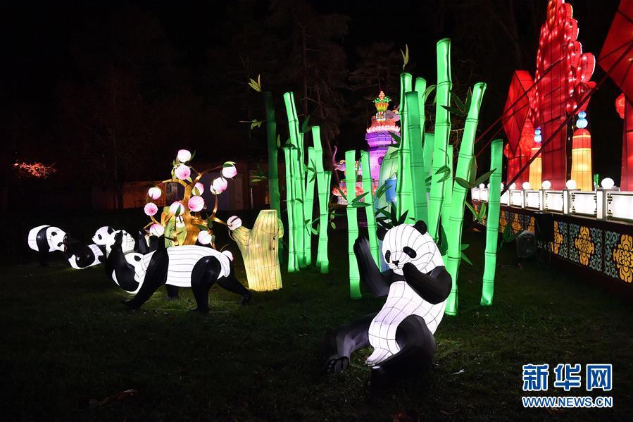(国际)(4)第二届加亚克中国彩灯节即将开幕