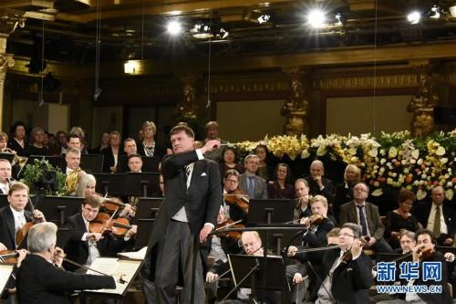 (国际)(1)维也纳新年音乐会举行预演