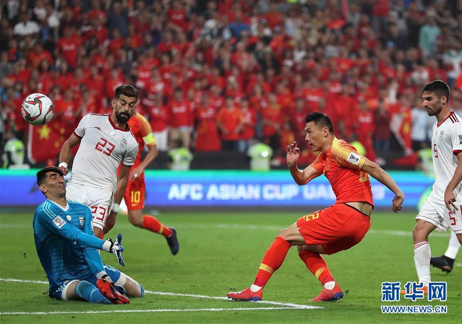 (亚洲杯)(2)足球——中国队无缘四强