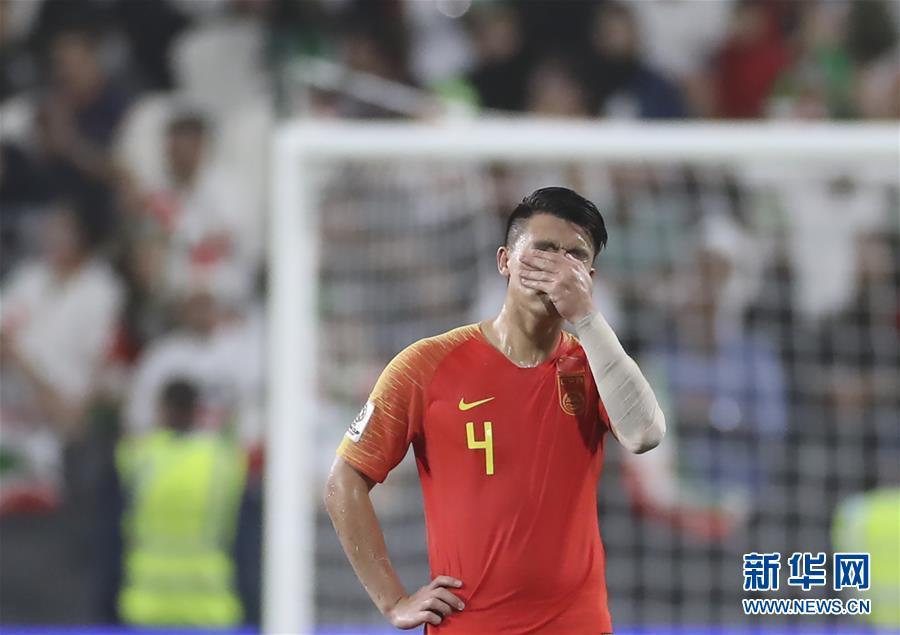 (亚洲杯)(4)足球——中国队无缘四强