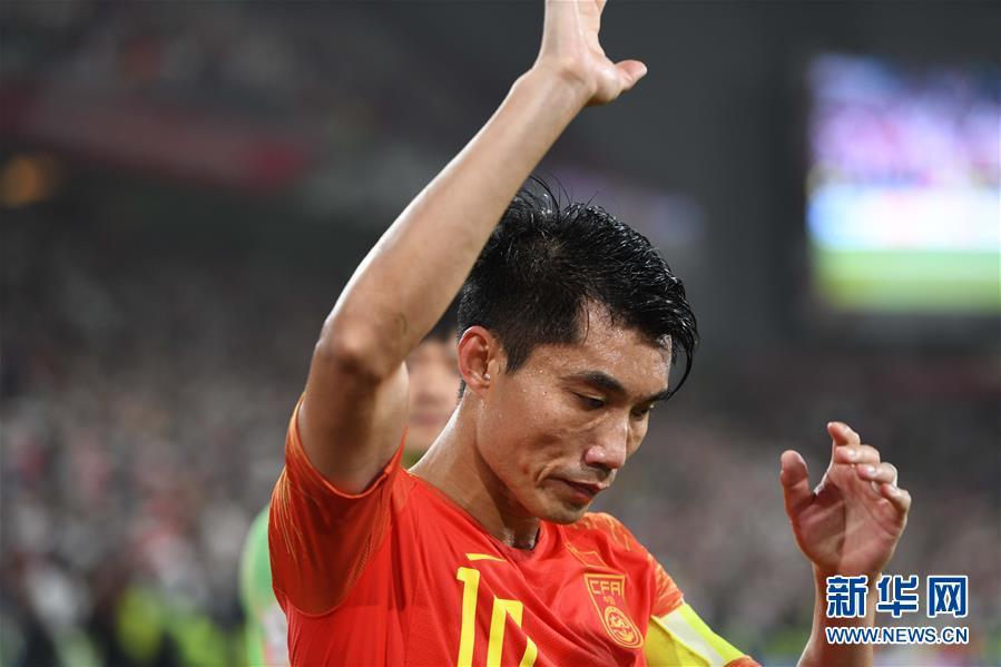 (亚洲杯)(7)足球——中国队无缘四强