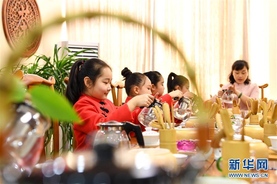 (教育)(2)传统文化伴寒假