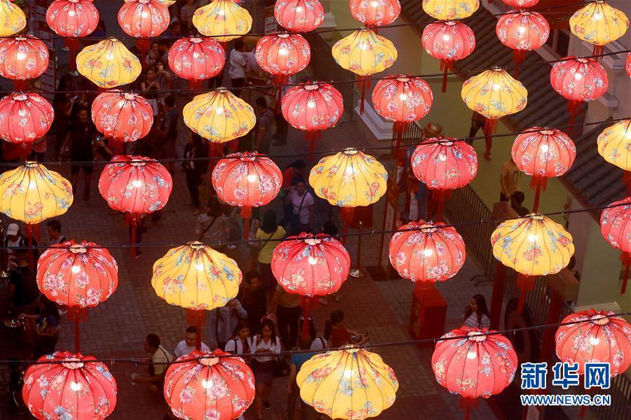 (国际)(2)披红挂彩环球年味浓