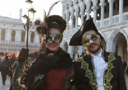 (国际)(1)水城威尼斯:尽情狂欢