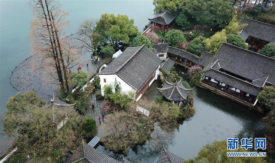 (环境)(1)雨后西湖