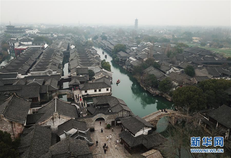 (环境)(5)乌镇春晓